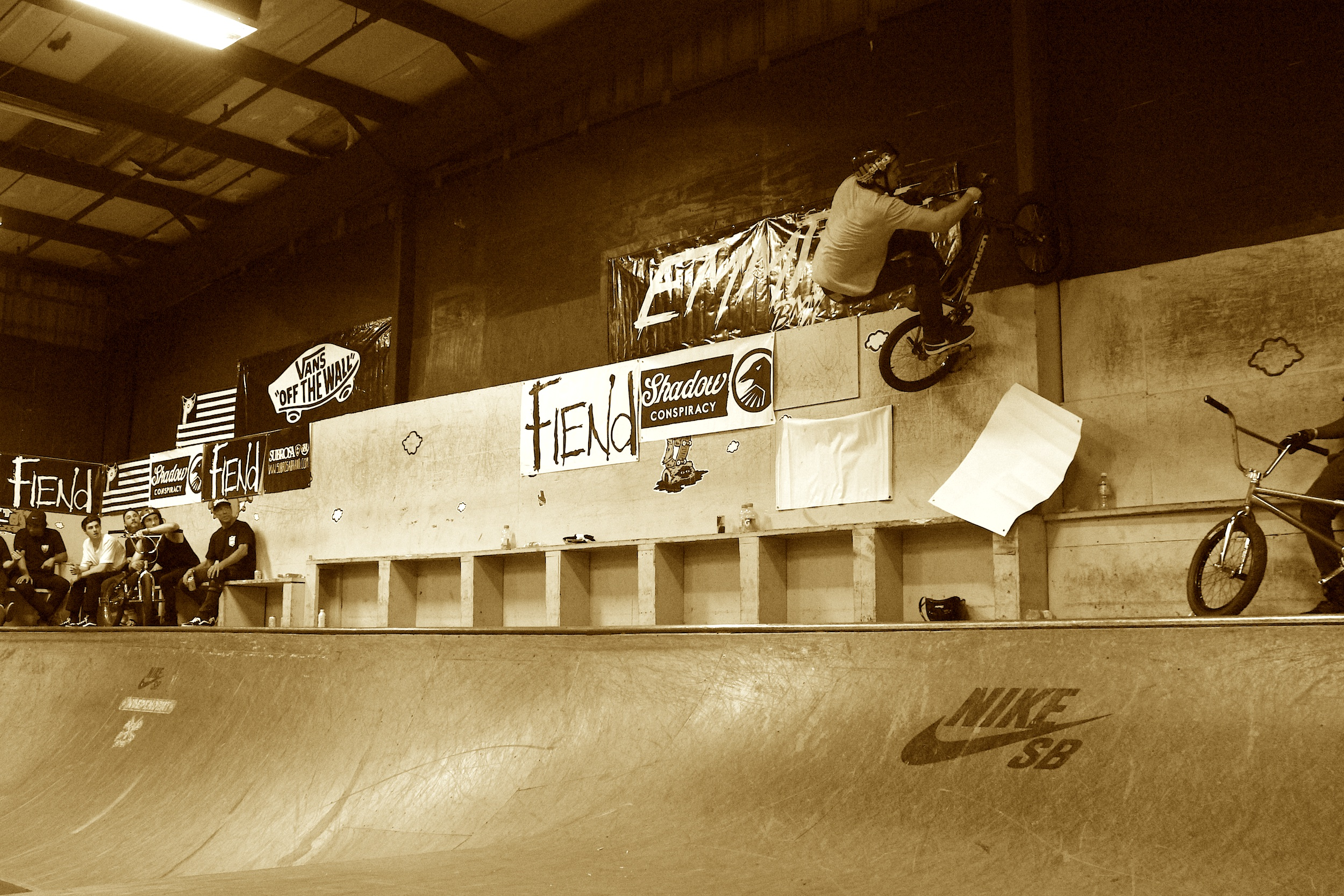 John DelBalso. All the way from Cleveland. Wall Smith during his run in Open. Dude was killing it.